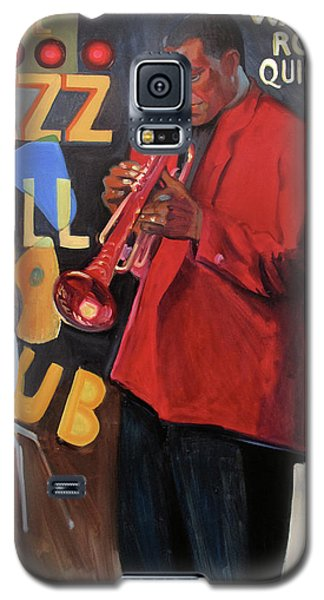 Wallace Roney Galaxy S5 Case