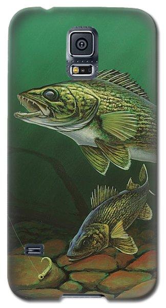 Walleye Galaxy S5 Case
