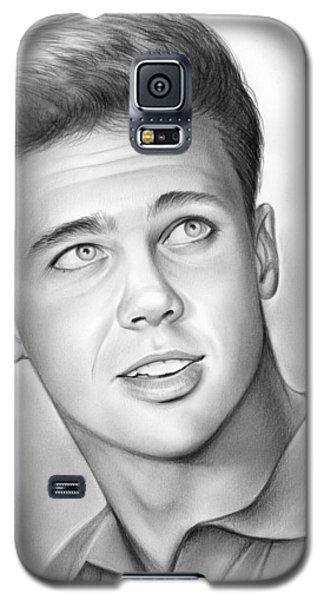 Wally Cleaver Galaxy S5 Case by Greg Joens