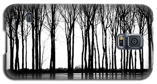 Walnut Grove Fall Evening Galaxy S5 Case