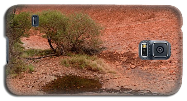 Galaxy S5 Case featuring the photograph Walpa Gorge 01 by Werner Padarin