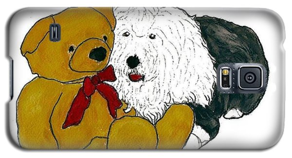 Walt And Ted Galaxy S5 Case
