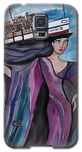 Wanda IIi Galaxy S5 Case
