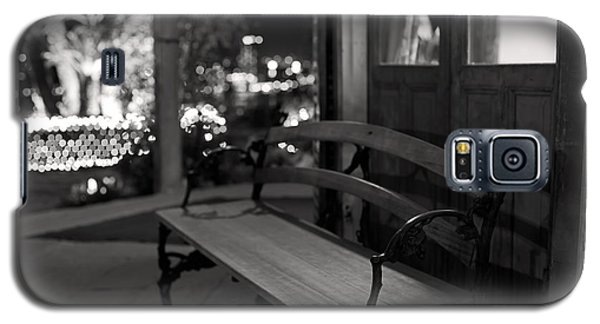 Galaxy S5 Case featuring the photograph Wandering Around The Night by Aiolos Greek Collections