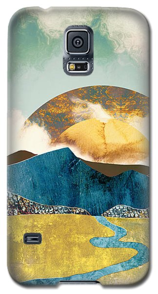 Landscapes Galaxy S5 Case - Wanderlust by Katherine Smit