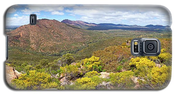Galaxy S5 Case featuring the photograph Wangara Hill Flinders Ranges South Australia by Bill Robinson