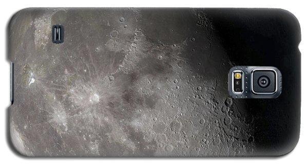 Waning Gibbous Moon Galaxy S5 Case
