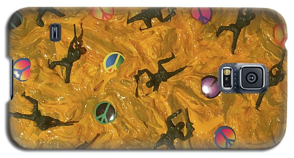War And Peace Galaxy S5 Case