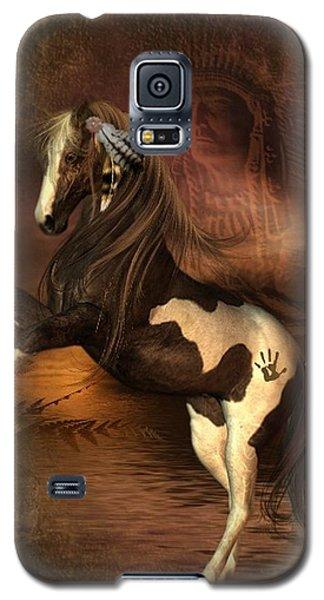War Horse 2 Galaxy S5 Case
