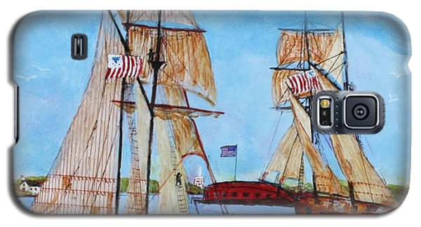 War Of 1812 In S.carolina Galaxy S5 Case