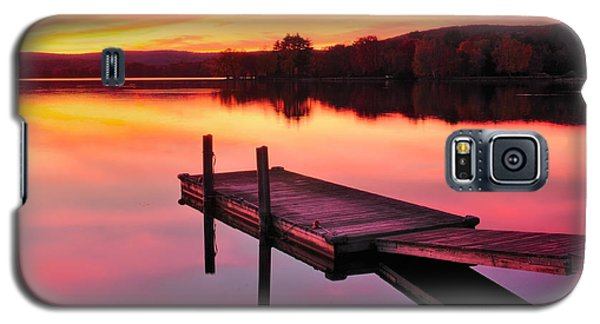 Waramaug Sunset Galaxy S5 Case