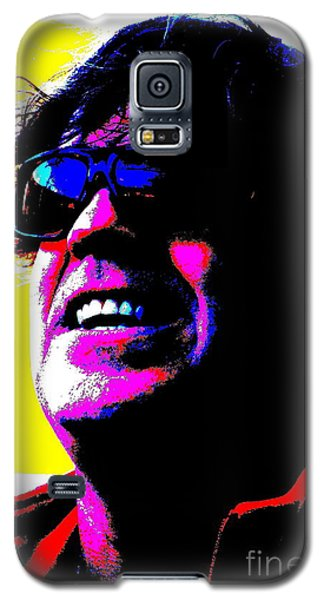 Galaxy S5 Case featuring the photograph Warhol Robbie by Jesse Ciazza