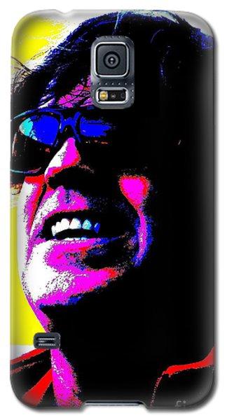 Warhol Robbie Galaxy S5 Case by Jesse Ciazza
