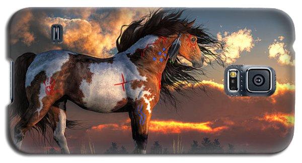 Warhorse Galaxy S5 Case by Daniel Eskridge