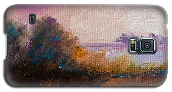 Warm Colorful Landscape Galaxy S5 Case