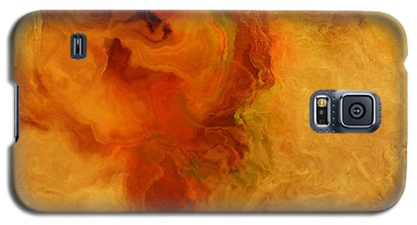 Warm Embrace - Abstract Art Galaxy S5 Case