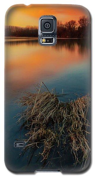 Warm Evening Galaxy S5 Case