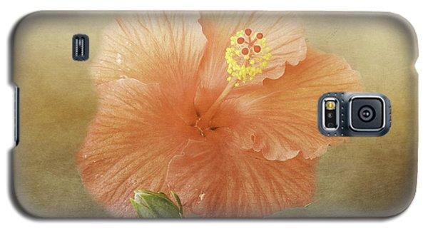 Warm Hibiscus Galaxy S5 Case