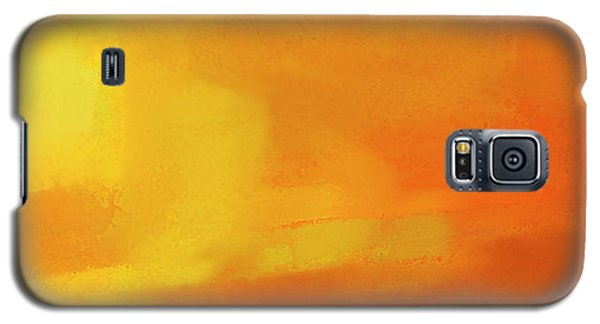 Galaxy S5 Case featuring the digital art Warm Moment by John Hansen