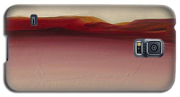 Warm Mountains Galaxy S5 Case