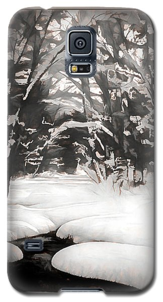Warmth Of A Winter Day Galaxy S5 Case