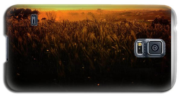 Warmth Of A Yellow Sun Galaxy S5 Case