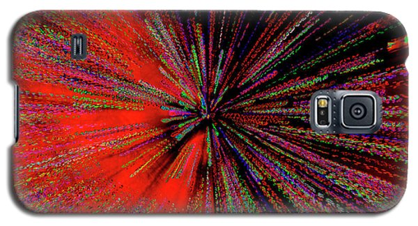 Galaxy S5 Case featuring the photograph Warp Drive Mr Scott by Tony Beck