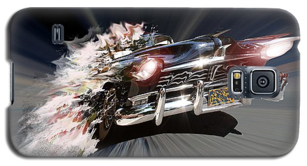 Galaxy S5 Case featuring the photograph Warp Speed by Christopher Woods