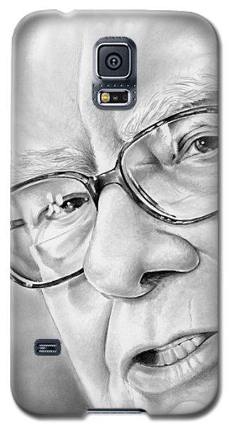 Warren Buffett Galaxy S5 Case