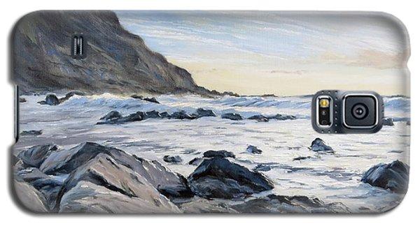 Warren Point Sunset Duckpool Galaxy S5 Case