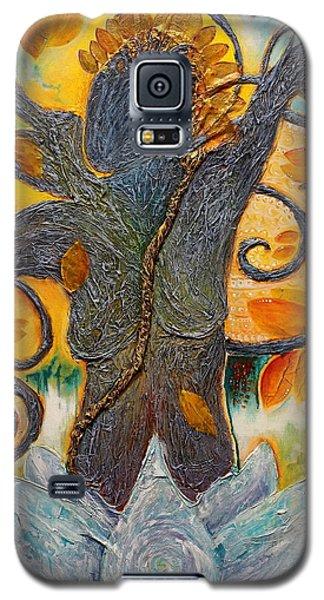Warrior Bodhisattva Galaxy S5 Case