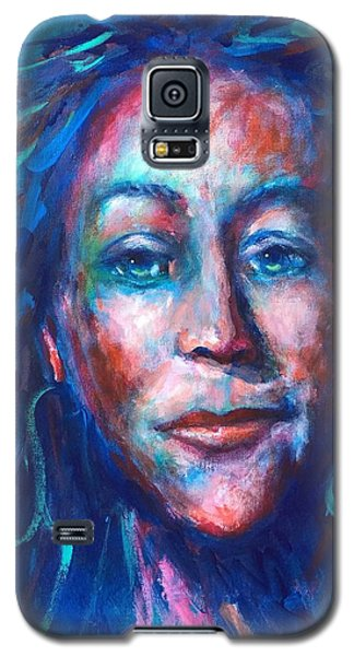 Warrior Goddess Galaxy S5 Case