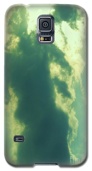 Galaxy S5 Case featuring the photograph Warrior Hunter by Robin Coaker
