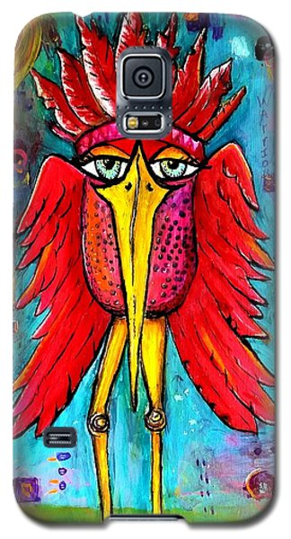 Warrior Spirit Galaxy S5 Case