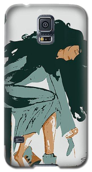 Warrior Up Galaxy S5 Case