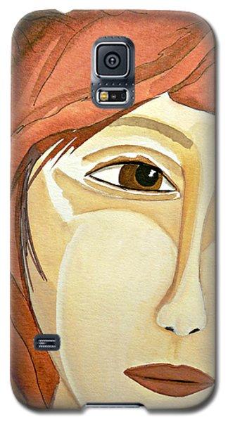 Warrior Woman - No Apologies Galaxy S5 Case
