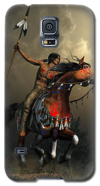 Warriors Of The Plains Galaxy S5 Case