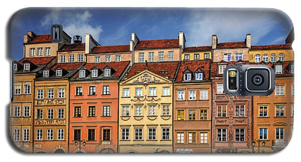 Warsaw Old Town Market Square  Galaxy S5 Case