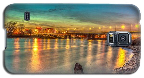 Warsaw Reflected By Vistula River Galaxy S5 Case