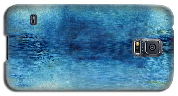 Wash Away- Abstract Art By Linda Woods Galaxy S5 Case