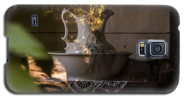 Wash Basin Galaxy S5 Case by Jay Stockhaus
