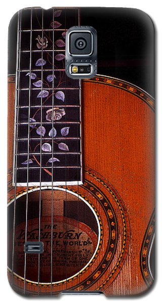 Washburn Guitar Galaxy S5 Case by Jim Mathis