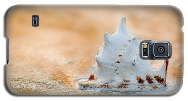 Galaxy S5 Case featuring the photograph Washed Up by Sebastian Musial