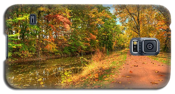 Washington Crossing Park Galaxy S5 Case