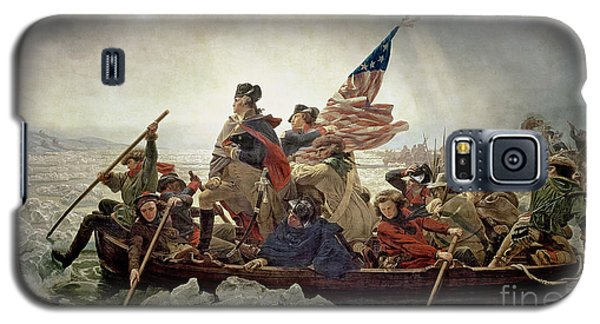 Washington Crossing The Delaware River Galaxy S5 Case