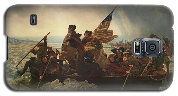 Washington Crossing The Delaware Galaxy S5 Case by War Is Hell Store