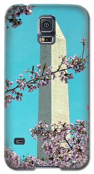 Washington D.c. In Springtime 2 Galaxy S5 Case