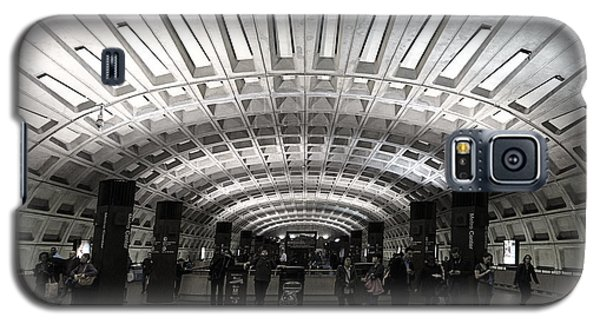 Washington Dc Metro Metro Center Stop Galaxy S5 Case