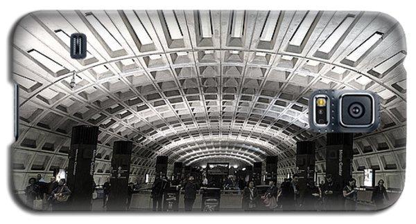 Washington Dc Metro Metro Center Stop Galaxy S5 Case