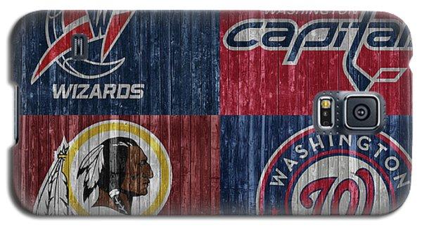 Washington Dc Sports Teams Galaxy S5 Case